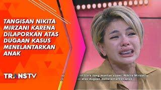 RUMPI - Nikita Mirzani Menangis Dianggap Menelantarkan Anak Oleh Mantan Suaminya (21/8/19) Part 1