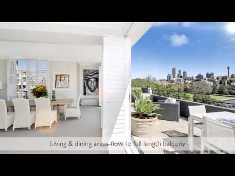 Sotheby's - Darling Point, Penthouse A/22 New Beach Road