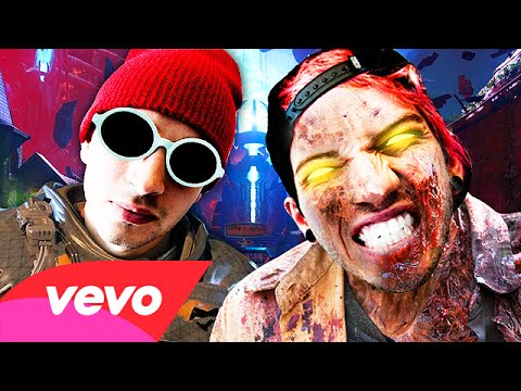"Black Ops 3 Song Parody! ""21 Pilots - Heathens"" (Revelations Zombie Song)"