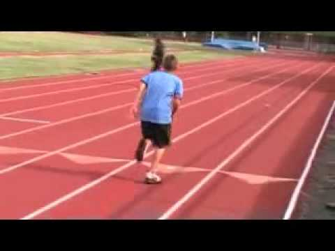 Speed training youth with Corey Nelson pt.2