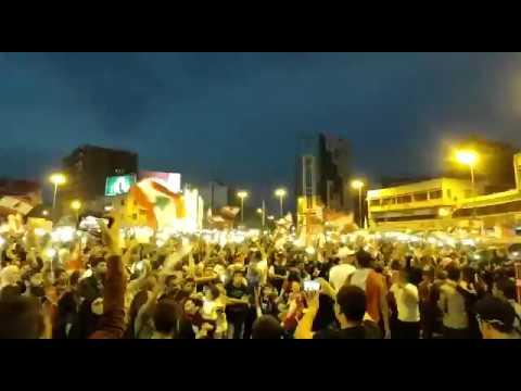 Il popolo vuole la caduta del Regime – Libano – 25 Ottobre 2019 #Regime