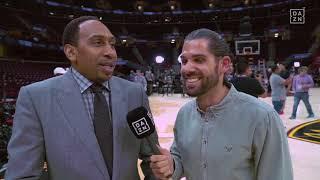 NBA Finals - Herzi, OT Smith & das Internet in Deutschland   DAZN - NBA
