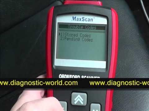 Dodge Diagnostic Fault Codes Read & Clear Excellent Kit