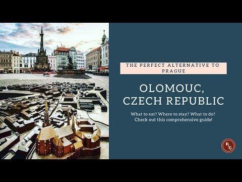 Olomouc, Czech Republic: The Perfect Alternative to Prague | Travel Blogger