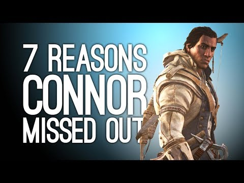7 Ways Assassin's Creed 3 Let Down Its Hero, Connor