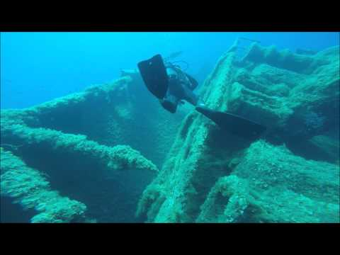 Giannoula K. wreck dive