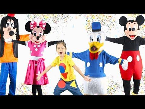 Dayiro - Chu chu ua | La Casa de Mickey