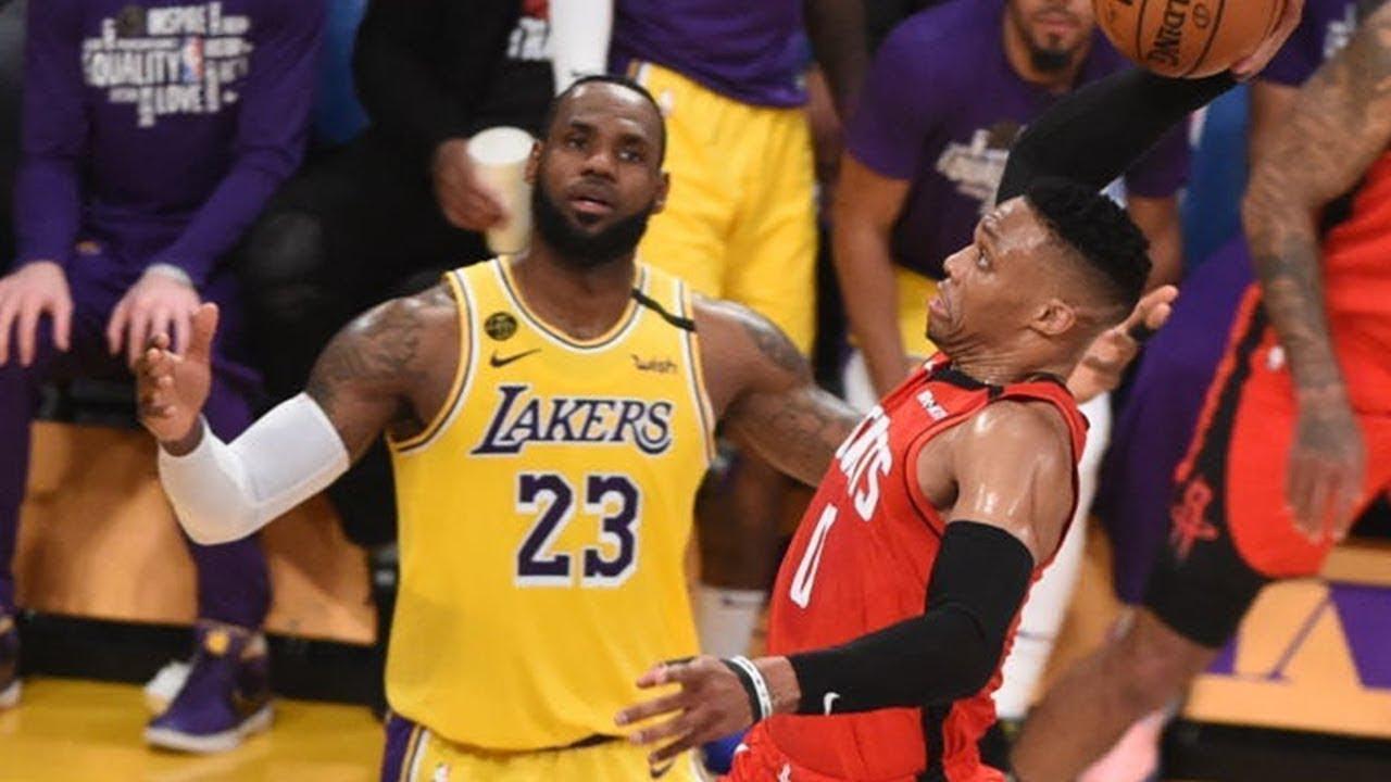 Download Los Angeles Lakers vs Houston Rockets - Full Game Highlights February 6, 2020 NBA Season