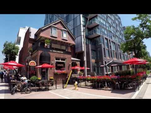 Toronto The Most Dangerous Neighbourhood ranked by TORONTO LIFE
