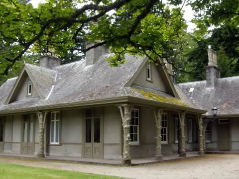 Balmoral. Scottish Home to the Royal Family