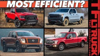 OFFICIAL 2020 Ram 1500 EcoDiesel MPG Numbers Are Here, But Is It The Most Efficient?