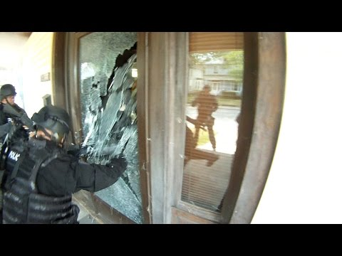 City attorney's office releases helmet cam video evidence of 2012 SWAT raid