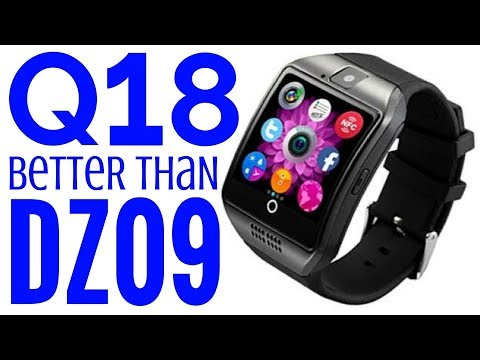 DZ09 killer, 3 Weeks Of Use Q18 SmartWatch Review Best Cheap