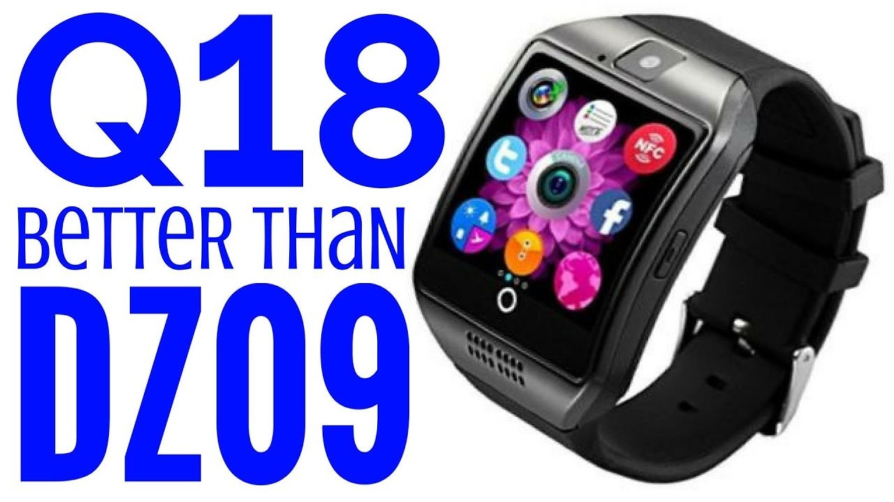 DZ09 killer, 3 Weeks Of Use Q18 SmartWatch Review Best Cheap Smart Watch  For Android iphone