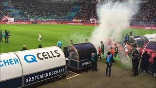 RB Leipzig - SV Werder (25.11.17) Моими глазами