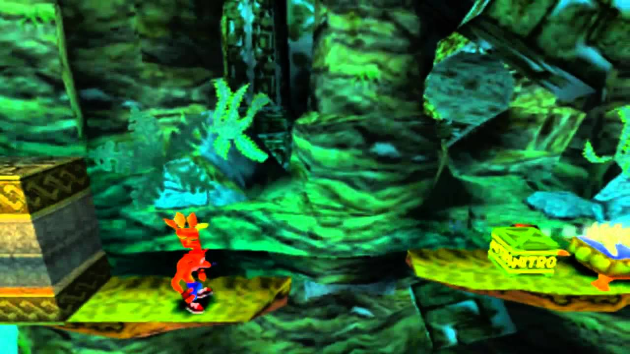how to pass bear it crash bandicoot 2
