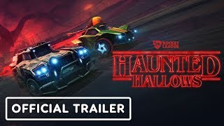 Rocket League - Stranger Things (Haunted Hallows) Official Trailer