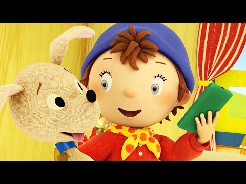 Noddy In Toyland | Bumpy And The Remote Control | Noddy Engl