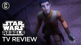 "Star Wars Rebels Review - Season 4 Episode 11 ""Dume"""
