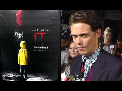 IT Film Premiere - Bill Skarsgård and More