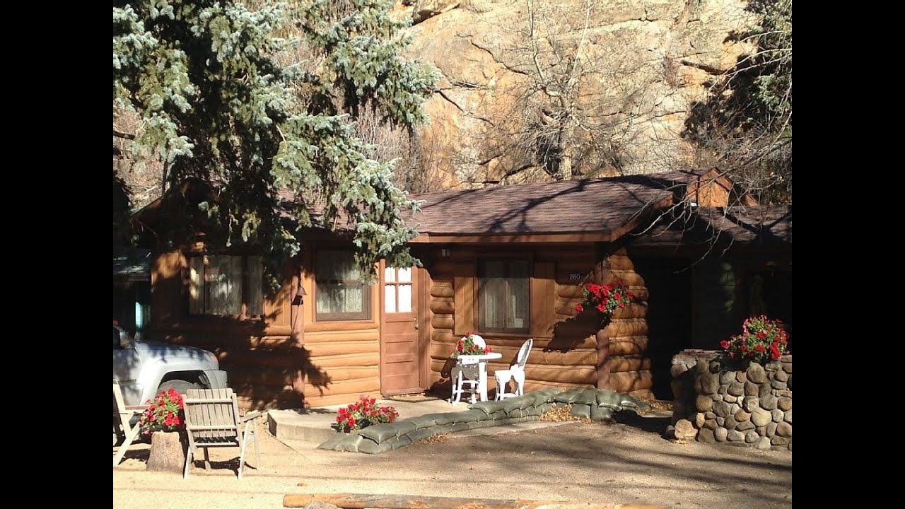 Charmant Redemption Cabin Of Estes Park   YouTube