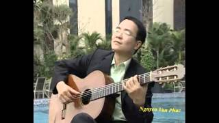 guitarist Nguyen Van Phuc from Viet Nam