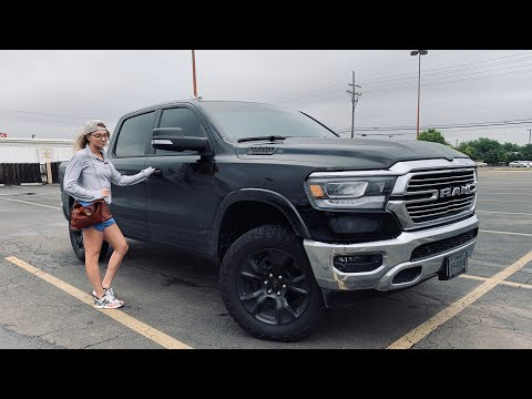 Her Review after 6 months....2019 Ram 1500