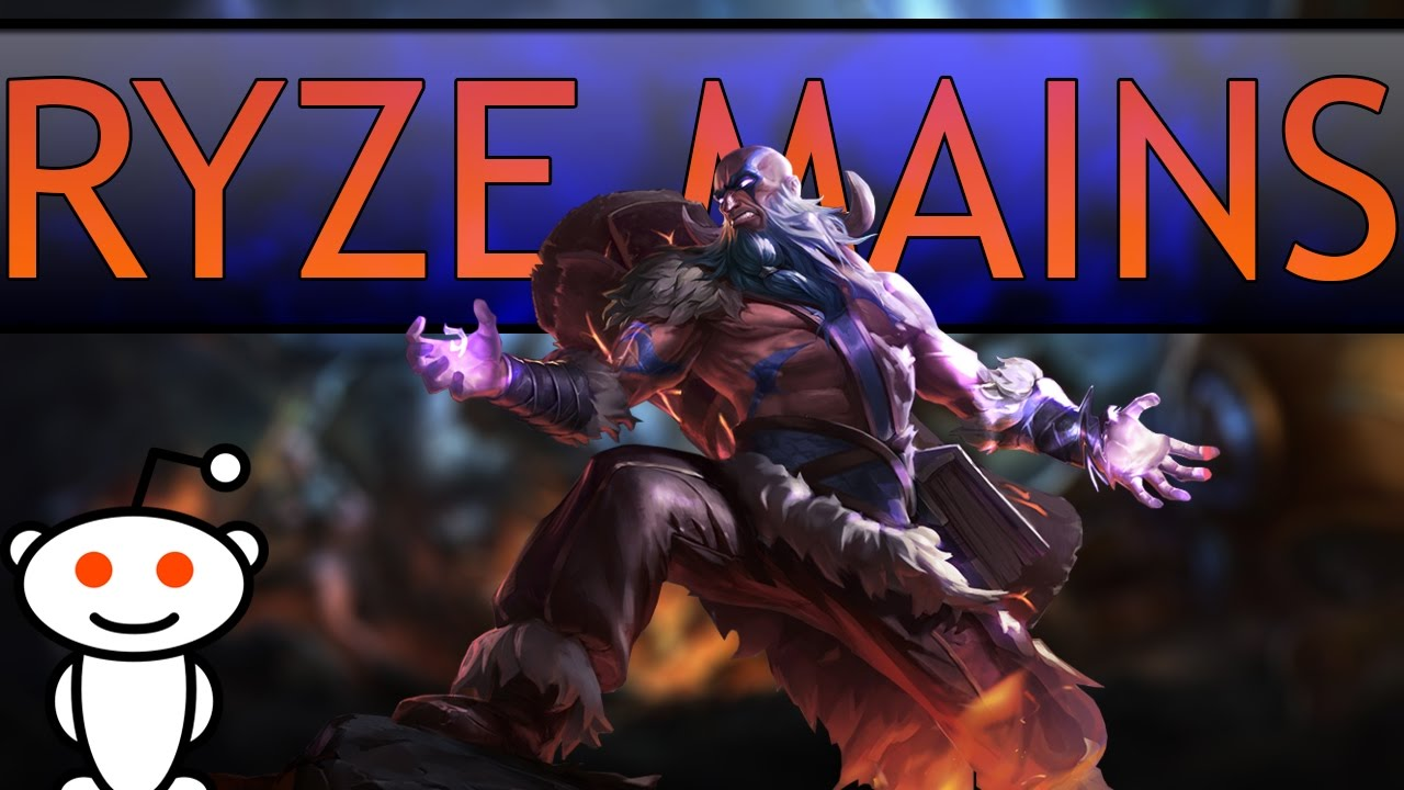 Rryzemains Community Montage Ryze Montage