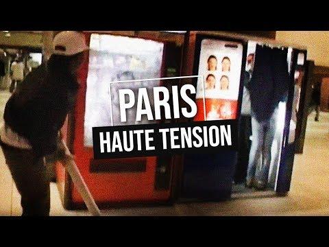 Paris sous haute surveillance