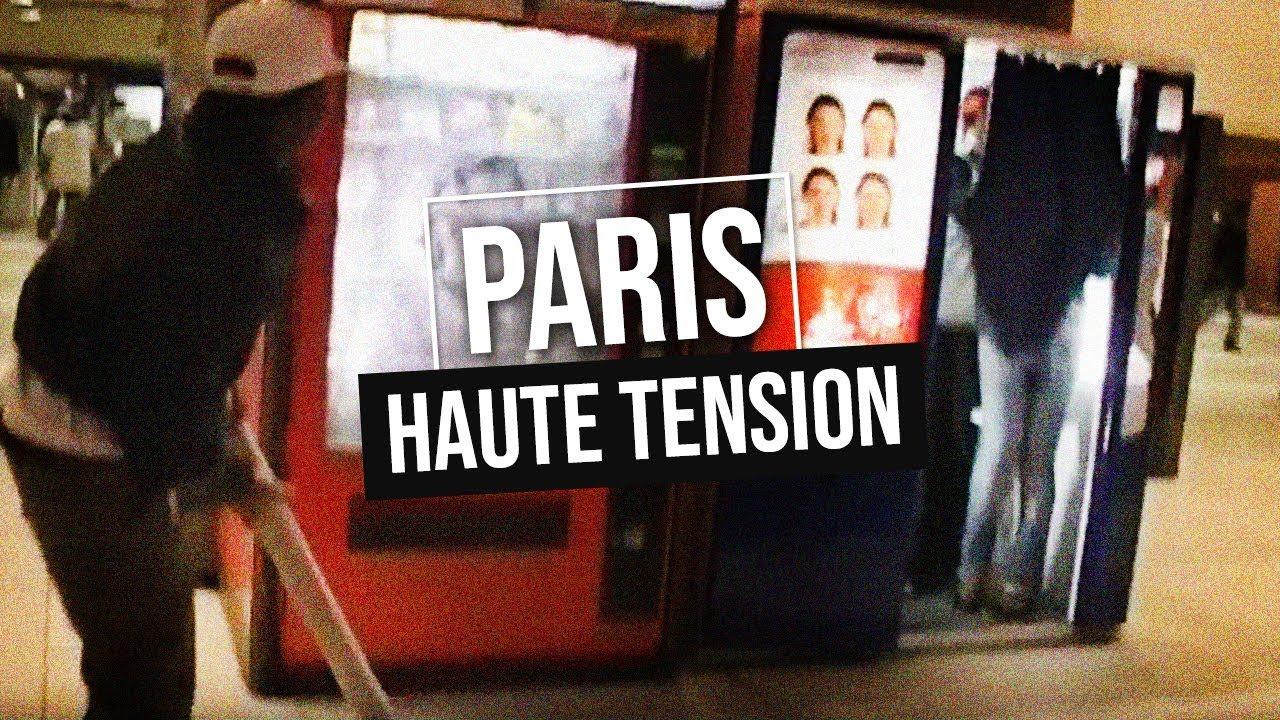 Download Paris sous haute surveillance