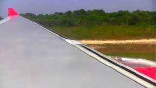 airberlin ltu ab7446 a332 punta cana landung mit besonderer begrung 03 07 2012