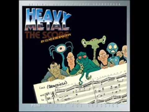 Barbarians-Heavy Metal The Score