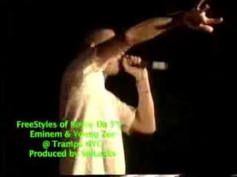 Eminem, Royce Da 5'9, & Young Zee (freestyles) by SidLocks