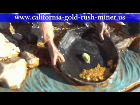 Gold Prospector - California Gold Panning