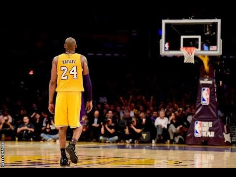 Kobe bryant Explains 'Being In The Zone'