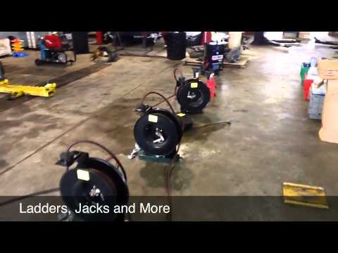 Auto Shop Inventory from Minnesota's Auction Masters