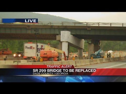 GDOT replaces bridge with speedy construction method