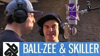 BALL-ZEE & SKILLER  |  Grand Beatbox Battle Studio Session