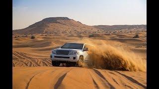 Desert Safari Dubai Dune bashing with Happy Adventures!