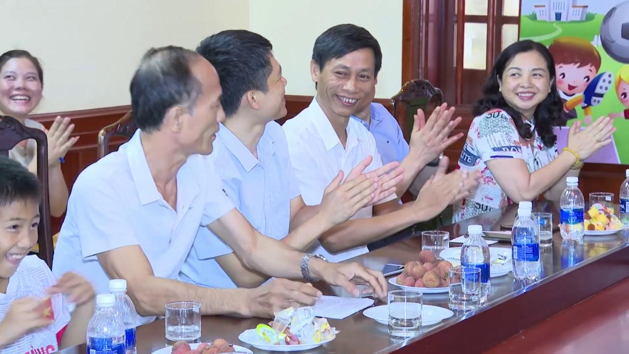 Giải thể thao gia đình tỉnh Thanh Hóa năm 2020 & Lễ xuất quân U11 Việt Hùng Thanh Hóa