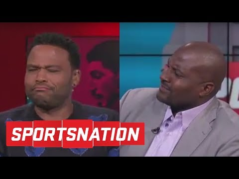Is this a dunk? | SportsNation | ESPN