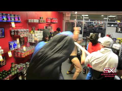Harlem Shake - Supplement Xpress