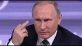 Путин показал Обаме пи..н (прикол)