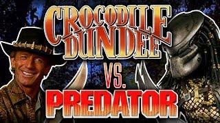 CROCODILE DUNDEE VS. PREDATOR (TRAILER)