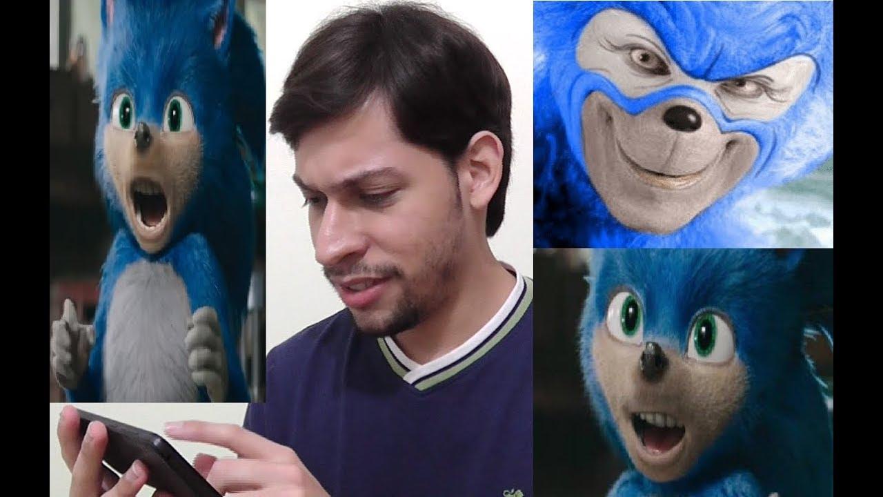Video Reacción Sonic La Película Tráiler Oficial Español