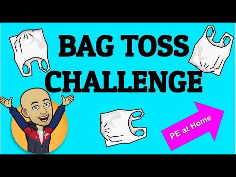 Bag toss Challenge