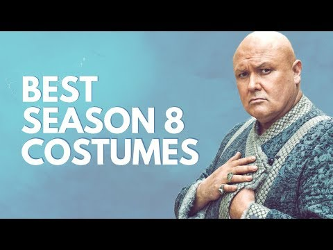 Top 20 BEST Game Of Thrones Season 8 Costumes