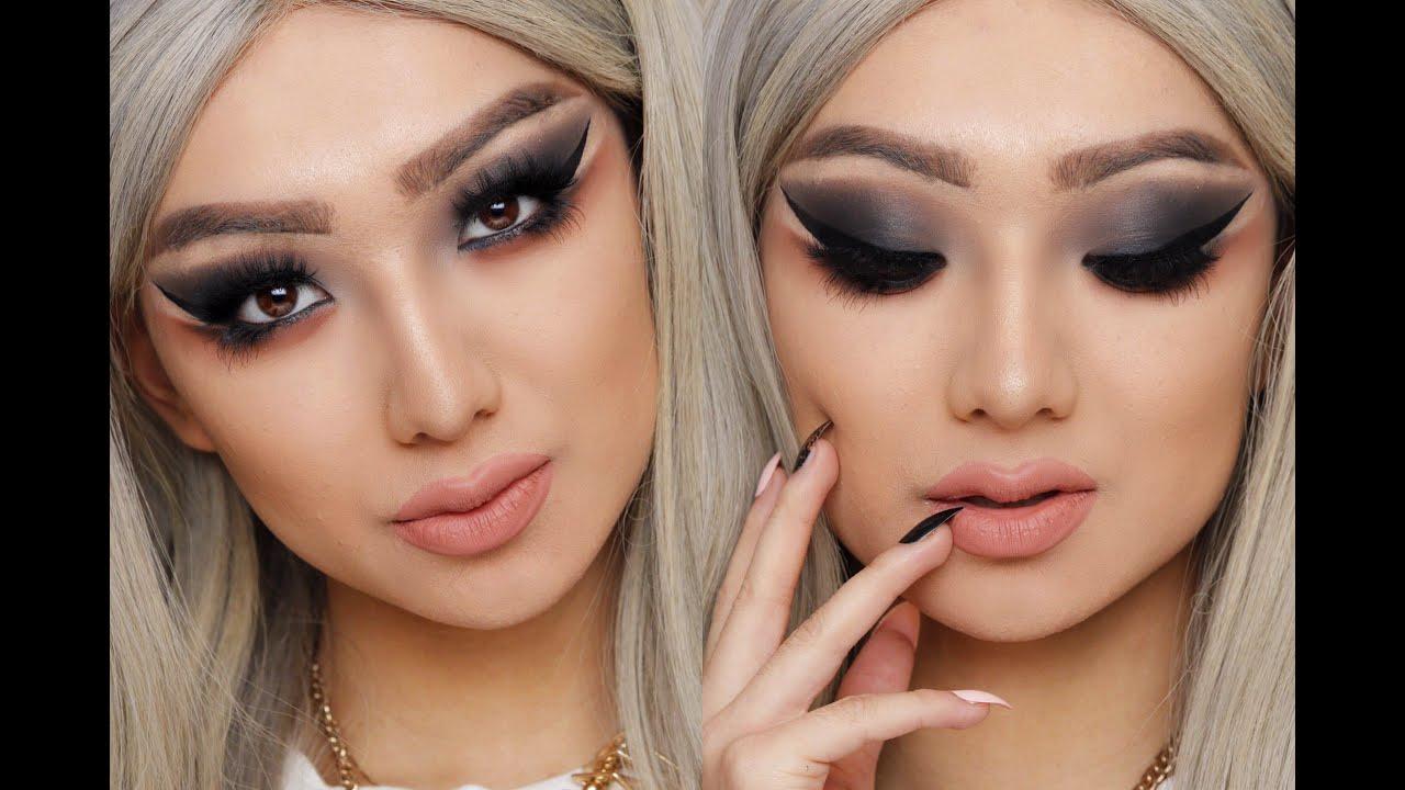 K Pop Inspired Double Wing Makeup Tutorial Dragun