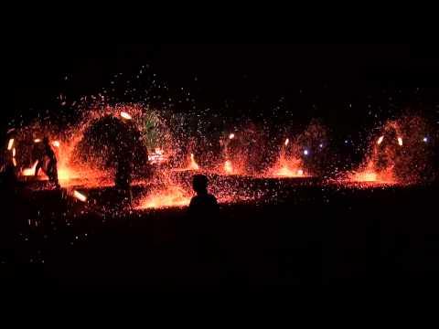 2014 聯會 和平廣場 火球
