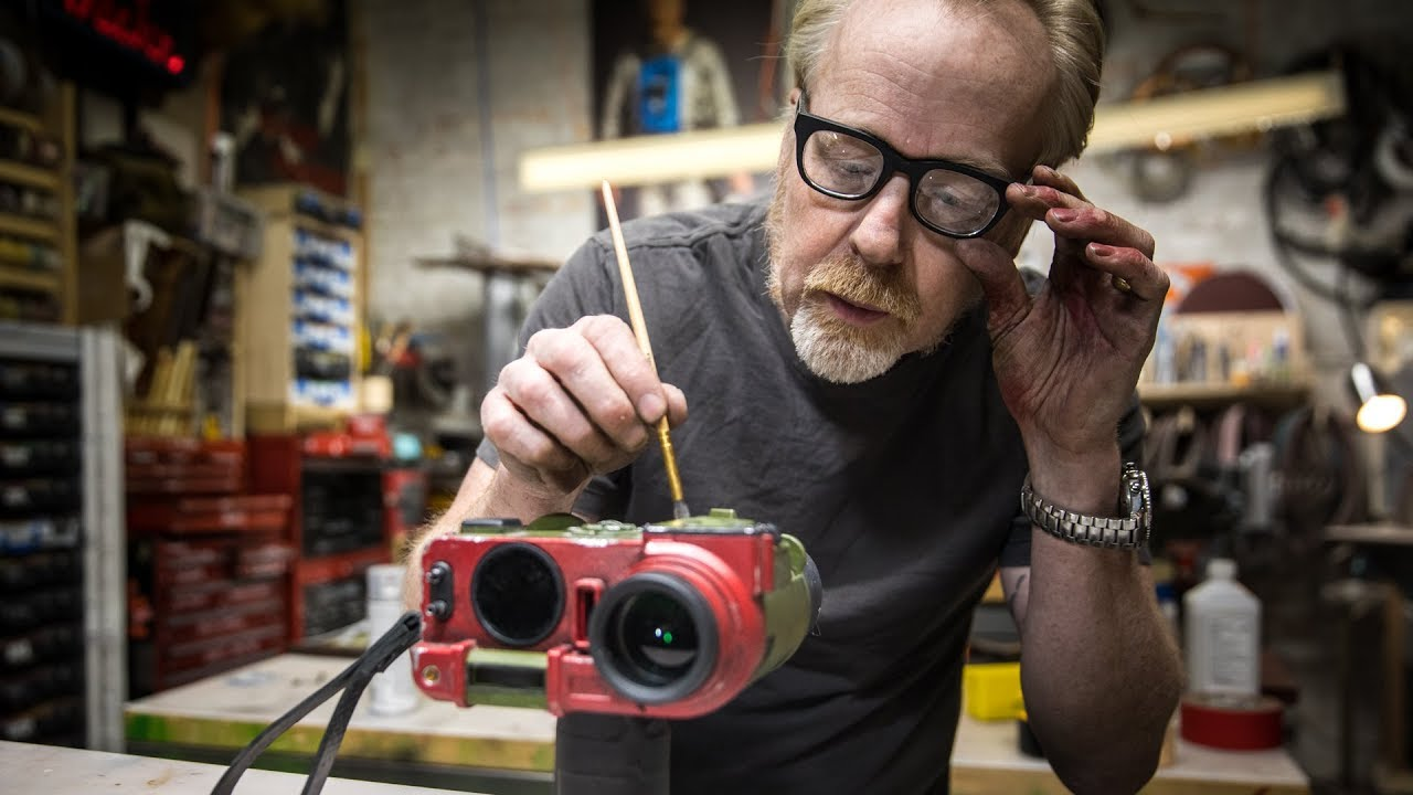 Adam Savage S One Day Builds Blade Runner 2049 Binoculars